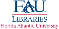 Find out more about Florida Atlantic University: Library website, hours, locations, catalog, Inter-Library Loan, Genealogy Information, etc